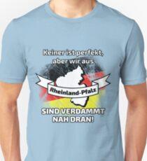 Perfekt Rheinland-Pfalz T-Shirt