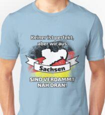 Perfekt Sachsen Unisex T-Shirt