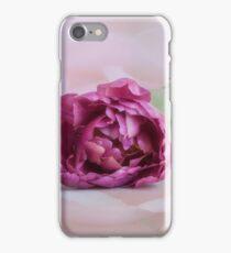 Peony Tulips iPhone Case/Skin