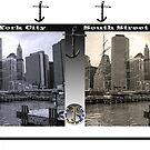 South Street Seaport Memento by steeber
