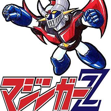 Mazinger 02 by goomba1977
