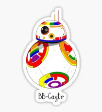 BB Gayte Sticker