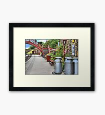 Goathland Station, Yorkshire Framed Print