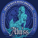 Aby'ss Blue Hole (2016 version) by VortexDesigns