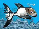 Dog Fish by Juhan Rodrik
