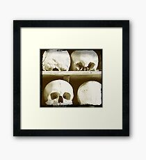The Human Condition Framed Print