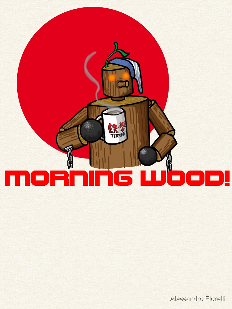 Good Morning Wood!!! by floreakalapa