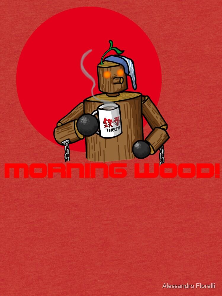 Good Morning Wood!!! by floreakalapa