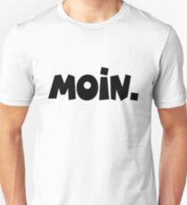 Moin - Guten Morgen Gruß Unisex T-Shirt