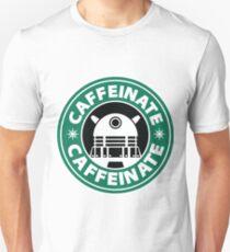 CAFFEINATE!!! Unisex T-Shirt