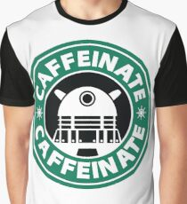 CAFFEINATE!!! Graphic T-Shirt