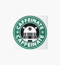 CAFFEINATE!!! Art Board