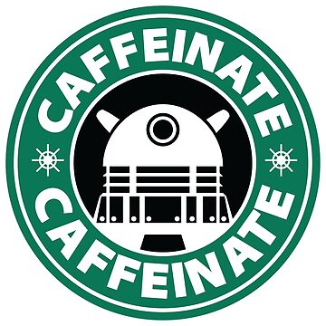 CAFFEINATE!!! by demekanized
