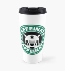 CAFFEINATE!!! Travel Mug