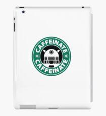 CAFFEINATE!!! iPad Case/Skin