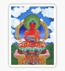 Budda Amitabha Sticker