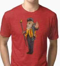 You Shall Not Pass Tri-blend T-Shirt