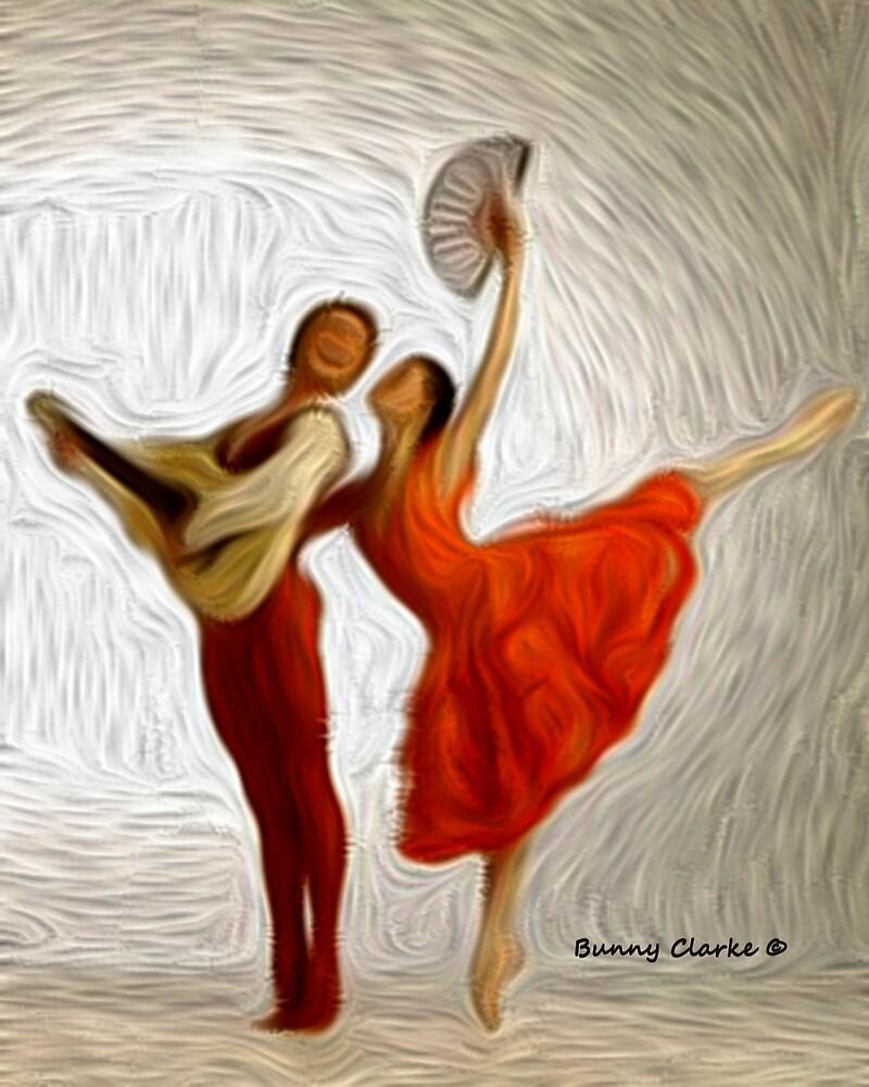 Childhood Memories: Flamenco Ballet by Bunny Clarke