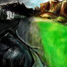 Rotting Landscape by satur9