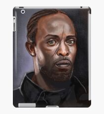 Omar Little - The Wire -  Famous People iPad Case/Skin