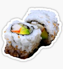 SUSHI LOVE Sticker