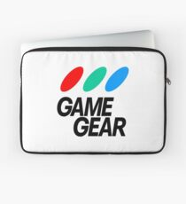 Sega Game Gear Logo Laptop Sleeve
