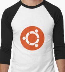 ubuntu Men's Baseball ¾ T-Shirt