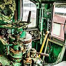 Train Controls by Tom Gotzy