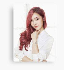 Red Hair Jessica Canvas Print