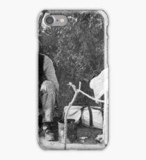 Swaggies, Aternoon Tea iPhone Case/Skin