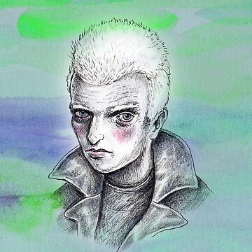 Sci-Fi boyfriend Roy Batty by brettisagirl
