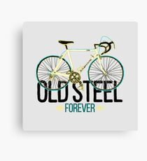 Old Steel Canvas Print
