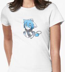 Inuki - Chibinuki Women's Fitted T-Shirt