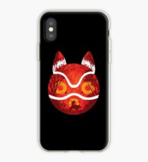 Masked Warrior iPhone Case