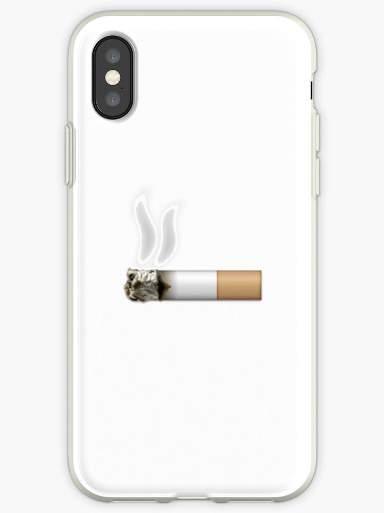 coque cigarette iphone xs