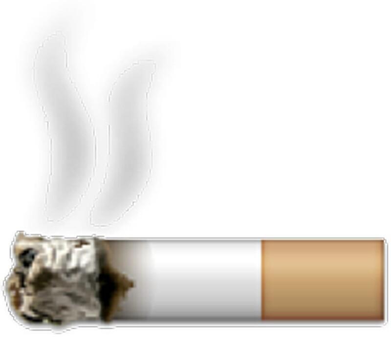 Quot Emoji Cigarette Quot Stickers By Ladyboner69 Redbubble