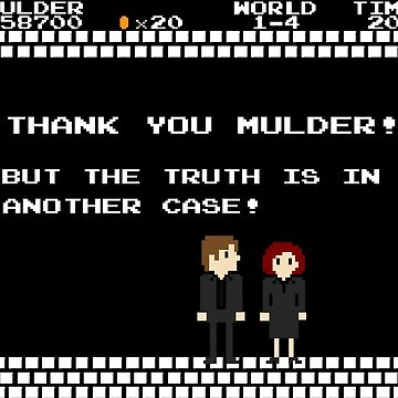 Thank You Mulder ! by themadhorse