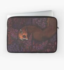 Twilight Fox Laptop Sleeve