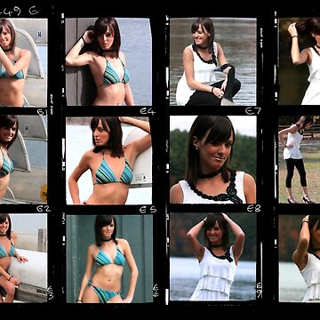 Lea Anne Contact Sheet by charlesoscar