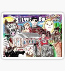 Silver Bullet Sticker