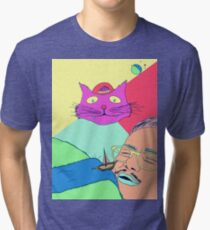Cool Cats Tri-blend T-Shirt