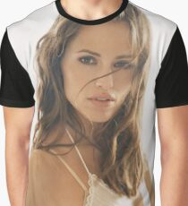 Jennifer Garner Graphic T-Shirt