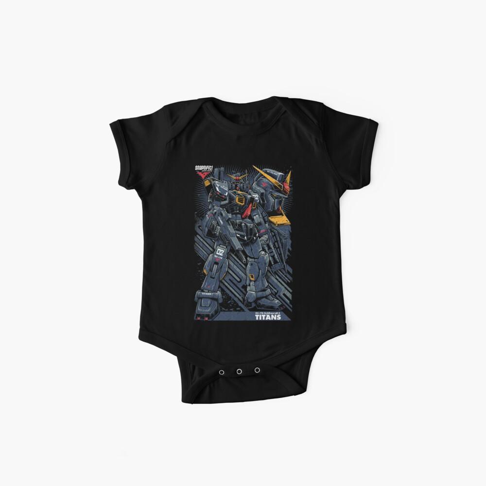 Titanen Baby Body