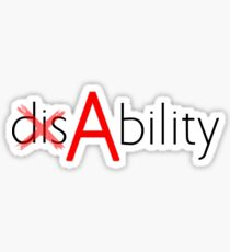 Ability Sticker