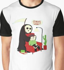 guess who ? Graphic T-Shirt