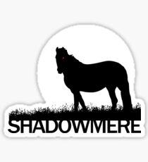 Shadowmere (Elder Scrolls) Sticker