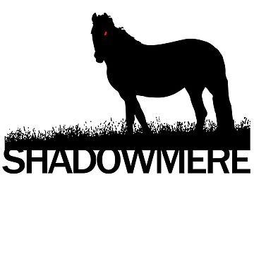 Shadowmere (Elder Scrolls) by cerulean-prints