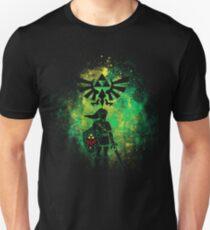 Hero of time Art T-Shirt