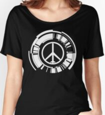 MGS - Peace walker - White Women's Relaxed Fit T-Shirt