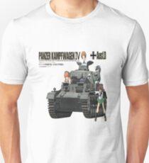 PANZER KAMPFWAGEN IV AUSF F. D T-Shirt